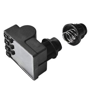 onlyfire 14451BBQ quatre ports Batterie Électrique Bouton Pression piézo-allumeur, allume barbecue à gaz de rechange pour 4brûleurs