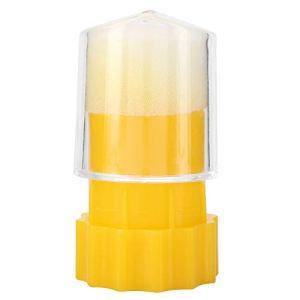 Oumefar Cage de marquage de la Reine des Abeilles léger sans blessure Tout Nouveau équipement d'élevage de la Reine Outil d'apiculture équipement d'apiculture Durable