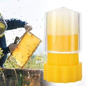 Oumefar Outil d'apiculture de Bouteille de marquage équipement Durable d'élevage de Reine sans blessure pour équipement d'apiculture d'apiculteur