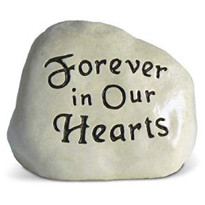 toujours dans Nos coeurs gravé dans une lourde Little Rock