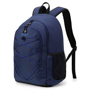 TOURIT Sac à Dos Isotherme Imperméable Ultra Léger 25L pour Pique-niques Camping Voyage Randonnée, Bleu-violet