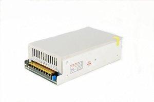 Transformateur MEANWELL Chargeur universel geregelter les courts-circuits et überstromschutz AC100–260V DC24V 10A de NP-45A, 25A