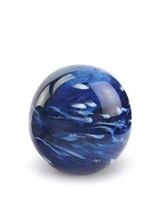 Urns UK Urne funéraire Bleu Taille M