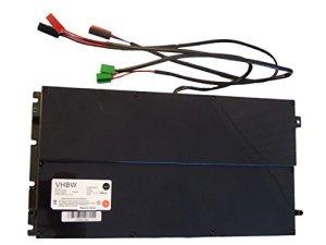 vhbw Li-Ion Batterie 13800mAh (25.2V) pour tondeuse robot Stiga Autoclip 720s, 920s, Wiper Premium Runner XK comme Zucchetti CS C0114, CS_C0114.