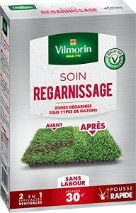 Vilmorin 4466312 Soins Regarnissage Universel 2-en-1, Vert, 500 g