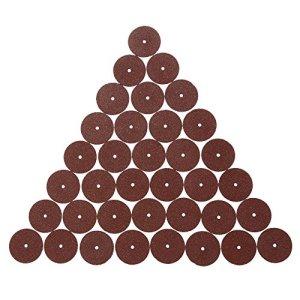 Yuver (TM) 30pcs R¨¦sine Slice Lame de scie coupe disque pour accesorios Dremel Outil rotatif ¨¦lectrique meuler