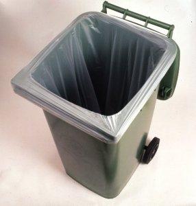 BioBag – Sacs Biodégradables Insert Selon la Norme en 13432 pour Le bac à Compost – 10 Pièces – 240 litres