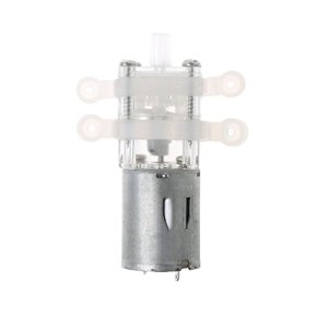 FATTERYU Pompes Miniatures du Moteur de pompage 12V à diaphragme d'amorçage pour Le Distributeur d'eau