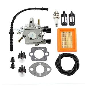 Faucheuse Carburateur avec les outils multi-moteur universel Carburateur combiné pour FS120 200 250 FS200 Jardin Machines Accessoires Outils pratiques 1 Set