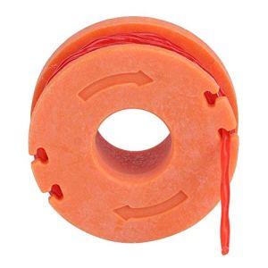 Fil de fil de bobine durable, bobine en nylon de 1,65 mm, pour tondeuse