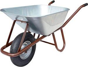 Format 4031549799601–betonkarre mit nylonlagerluftrad 400x 100mm 90l