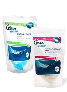 Gre – Anti-algues monodose + floculant monodose
