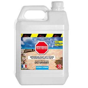 Hydrofuge Imperméabilisant sol terre cuite et tomette anti taches – Incolore – 1 L (jusqu a 5m²) – ARCANE INDUSTRIES