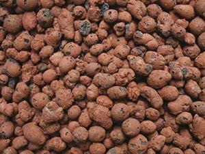 Jasker Blähton Granulés 8-16 mm | Boules de Jardinage pour Culture hydroponique et orchidées | Fin | (8-16 mm Blähton, 100 L)