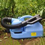 Machine portative de désinfection de Machine de brumisateur de pulvérisateur d'ULV électrique pour la Machine de pulvérisation de capacité Ultra d'école d'hôtel de bureau à domicile de jardin 1,84 g