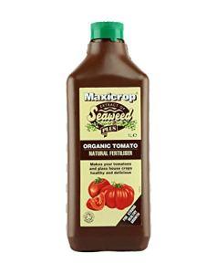 Maxicrop Xotnf61l 1Litre Naturel Bio Tomate Feed–Marron