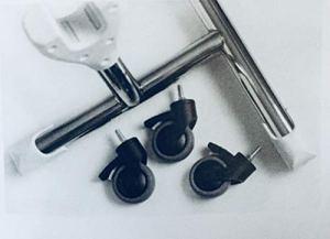 Monaco Roulettes – Compatible avec les systèmes de moulinet.