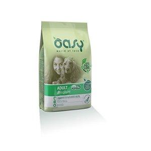 OASY Aliment Sec pour Chien Adulte Medium 3 kg – Aliments secs pour Chiens