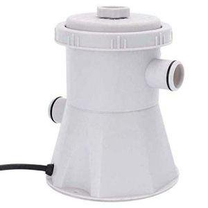 Petty Well Pompe de piscine électrique pour Above Ground Pool Tool Hot Tub Garden 110 V/220 V