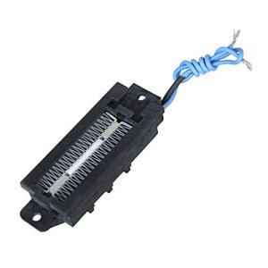 QINGRUI Outils d'accessoires 2pcs incubateur de Chauffage Chauffage électrique Chauffe-air Céramique élément Chauffant 100W / 220V 95 * 31mm Performance Stable