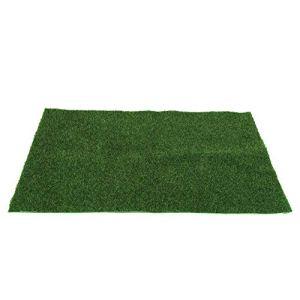 Redxiao Herbe Artificielle vive, pelouse Artificielle écologique et inoffensive, Vert Naturel pour Les Maisons de Jouets de Jardin Balcons Maisons pour Animaux de Compagnie