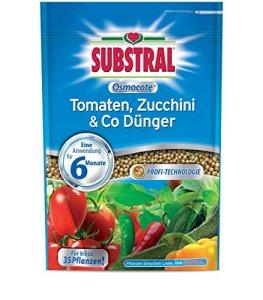 Substral Osmocote Engrais Tomates, Courgette & Co Engrais – 750 Outil