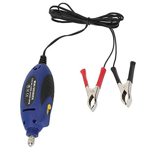 Weiqu Aiguiseur portable pour tronçonneuse électrique 12 V