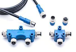 X-ON HMC-P-001 Connecteur circulaire standard – 1 pièce
