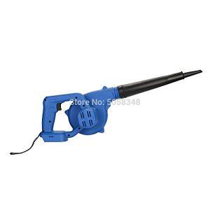 YOBAIH 18v sans Fil Souffleuse à Neige sans Fil souffleuse sans Fil Sol Ventilateur sans Fil au Sol Ventilateur sans Batterie Souffleur à Batterie (Color : 2 Piece Blue)