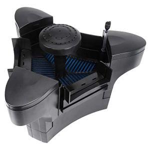 Yorbay CSP-2000 Skimmer de Bassin 4 en 1 avec 10m Câble d'alimentation avec Tuyau d'Oxygène, Eponge Filtrante, avec Fonction Fontaine pour Bassins(Réutilisable)