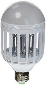 Zapplight- 220 Volts, Ampoule 2 en 1 – protection fiable contre les insectes