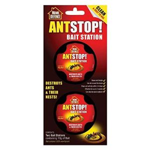 4 x Ant Stop ! Bait Station Home Defense Antifourmis 8 appâts