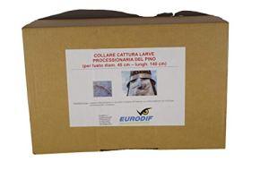 Eurodif Collier pour la Capture des Larves processionnaire du pin – Emballage en kit