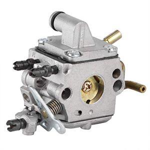 Fditt Carburateur pour Stihl MS192T MS192TC 1137120 0600 Carburateur String Trimmer Pièces de Rechange