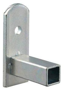 GAH-Alberts 554224 Kit de fixation pour grilles de fenêtre Bleu galvanisé