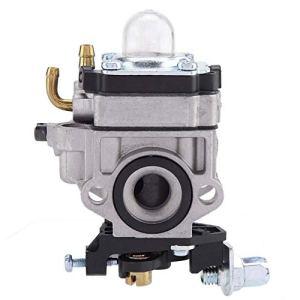 Garosa Kits de carburateur pour Tondeuse à Gazon intensif Carburateur Essence et Filtre à air pour Le Remplacement du Taille-haie pour Moteur de Moteur 33CC / 36CC pièces de Rechange