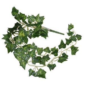 Guirlande Artificielle en Fausse Plante Vigne | Guirlande De Feuilles, Décoration De Jardin