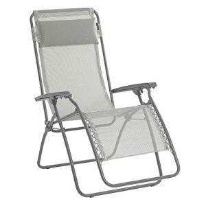 Lafuma RT 2 Chaise, Seigle, 83 x 56 x 94 cm