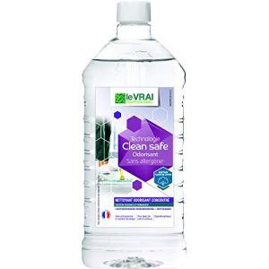 Le VRAI PROFESSIONNEL – Clean safe Odorisant Concentré – flacon de 1 L