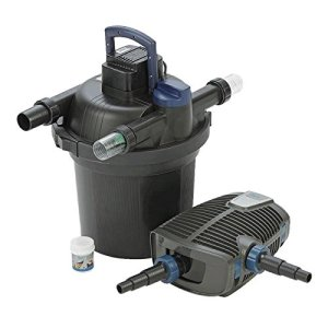 Oase – Kit filtration pression Filtoclear set 12000 avec aquamax premium 8000