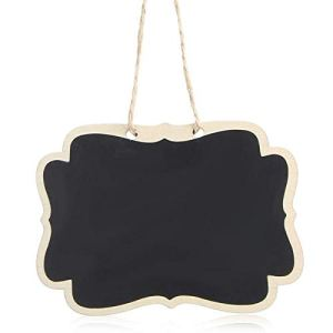 Omabeta Léger fiable d'étiquette d'usine de Tableau Noir d'usine de Panneau de Message Suspendu pour l'étiquetage