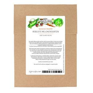 'Pastèques robustes' avec 4 variétés juteuses et sucrées pour le jardin domestique, grandit dans un environnement plus frais Kit de base.
