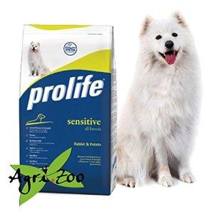 ProLife–Sensitive lapin et pommes de terre 12Kilogramm