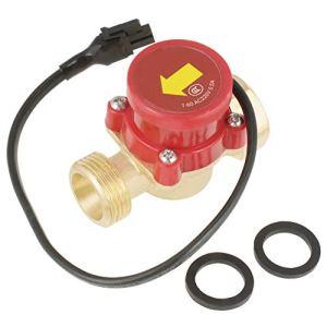 【Promotion de fin d'année】Interrupteur de débit de pompe à eau Stable, interrupteur de pompe à eau précis sûr, chauffe-eau solaire de pressurisation de zone de basse pression d'eau pour robinet domest