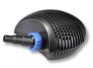 SunSun CTF-8000 SuperECO Pompe de Bassin jusqu'à 8000l/h 70W Filtration