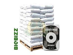 Terreau Biobizz Light Mix 50L Palette de 60 sacs