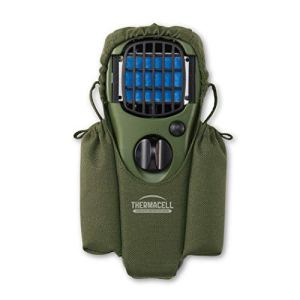 Thermacell Mr-H Mosquito Repelente Holster Appliance – Olive