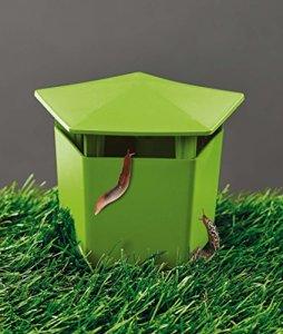 Verdemax 4528 Piège à escargots en boîte (2 pièces)