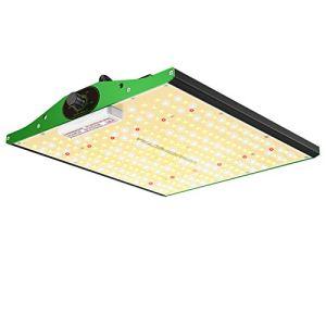 VIPARSPECTRA 2020 Pro Series P1000 Lampe de culture LED avec LED SMD mises à niveau (IR), fonction à spectre complet et variateur d'intensité pour plantes d'intérieur, plantes végétariennes