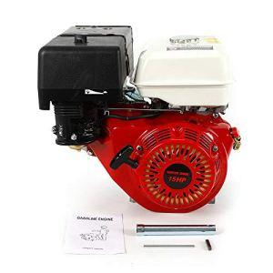 Wangkangyi Moteur à essence 4 temps 15 CV monocylindre 420 cc OHV Moteur karting Refroidissement à air monocylindre Moteur vertical